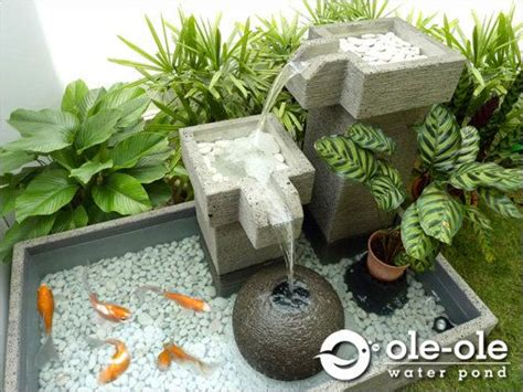 Air Mancur Mini Mini Landscape Model the world s catalog of ideas