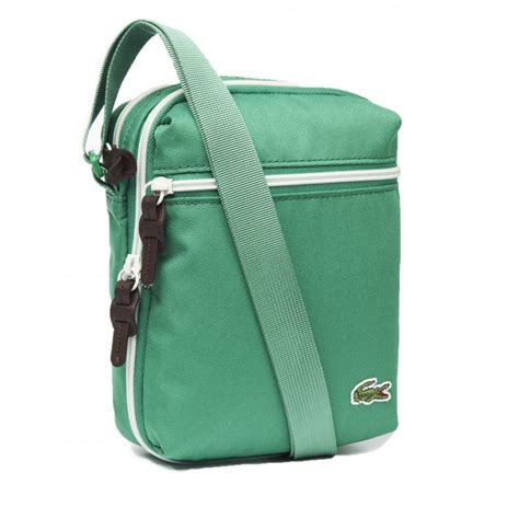 New Jelly Bag Kode Mg300 lacoste lacoste backcroc satchel jelly been green mens bag