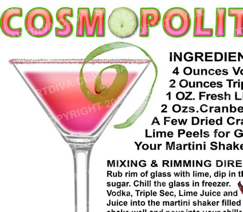 cosmopolitan recipe cosmopolitan martini recipegreat com