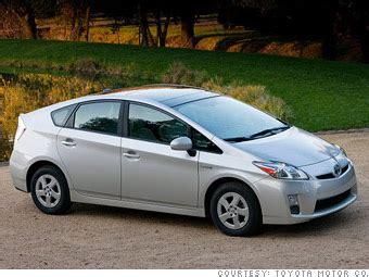 safest hybrid cars 2010 toyota prius (1) cnnmoney.com
