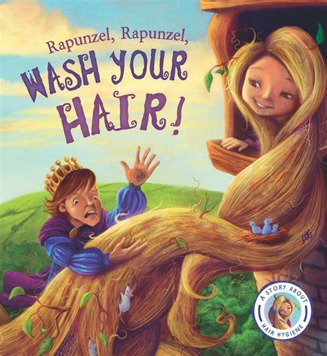 rapunzel picture book fairytales wrong rapunzel rapunzel wash your hair