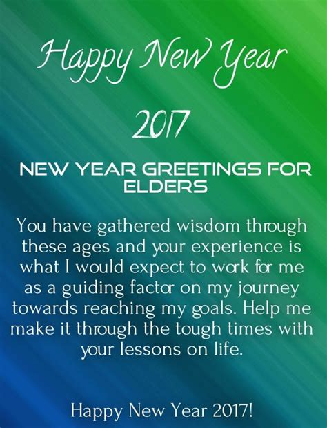 new year wishes to elders happy new year 2018 quotes new year wishes for elders