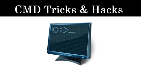 best pc tricks 2018 and pc hacks best command prompt cmd tricks and hacks 2018 latest