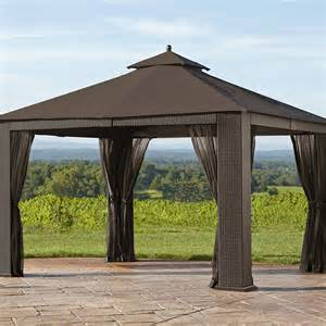 Sears Gazebo Canopy by Canopy Or Outdoor Gazebo Sears Com