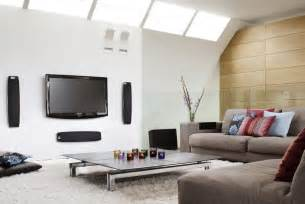 Contemporary Livingroom Modern Living Room Interior Home Design