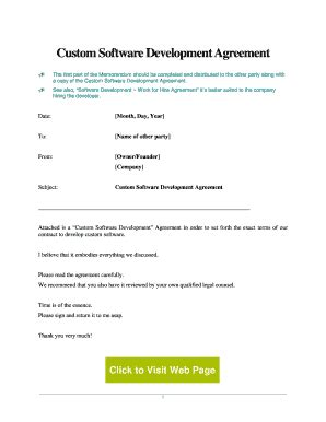 www minestero dell interno it sle customized software development agreement fill