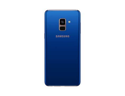 Samsung Galaxy A8 Blue samsung galaxy a8 2018 blue 27490