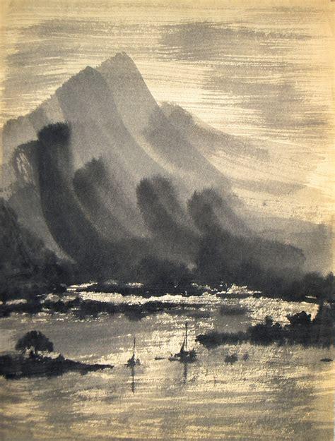 japanese painting suresh bhavnani