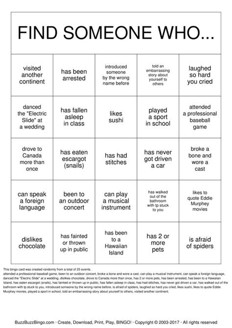 get to you bingo template getting to you bingo cards to print and