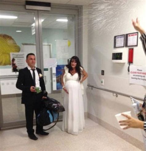 Watts To Get Married Before She Gives Birth by Gives Birth Just Hours After She And Husband