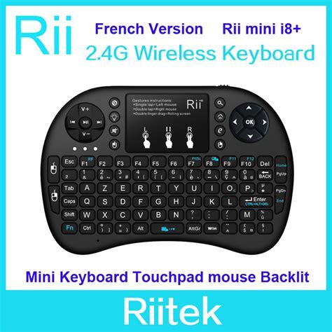 Unik Mini Keyboard Wireless I8 2 4g Handheld Keyboard For Pc Tr 36y Ba free shipping rii mini i8 keyboard 2 4g wireless keyboard with touchpad mouse backlit teclado