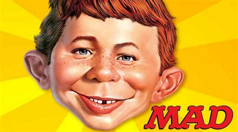 alfred newman mad magazine new episodes of madtv to air on the cw consequence of sound