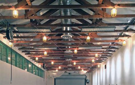 shoen firehouse industrial ceiling lighting