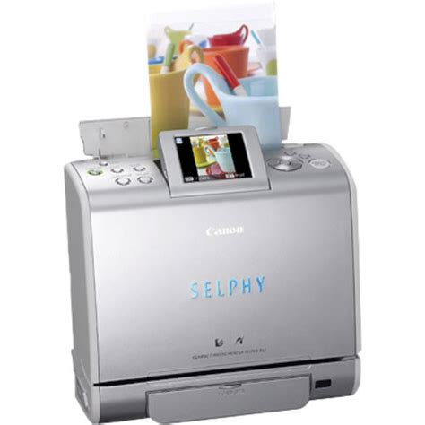 Printing Photos With Canon Selphy Es1 by Canon Selphy Es1 Compact Photo Printer 0324b001 B H Photo