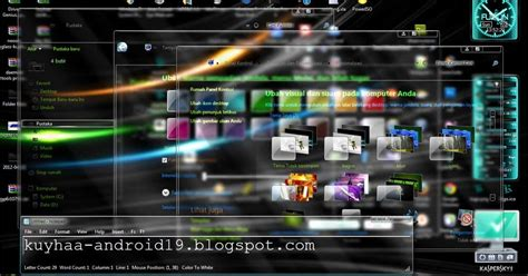 pc themes full version free download themes windows 7 transparan cool free download full
