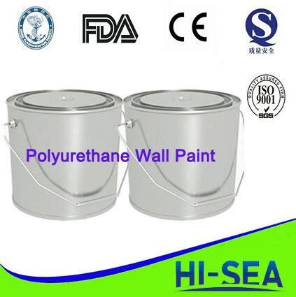 acrylic paint polyurethane acrylic acid polyurethane wall paint supplier china