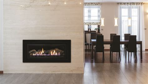Kitchen Gas Fireplace by Energy Products Design Fireplace Gallery