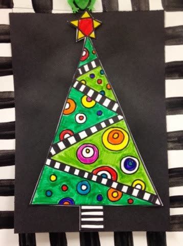 christmas art projects for middle schoolers 1creativespot is coming