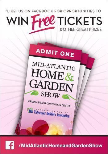 mid atlantic home garden show tidewater builders