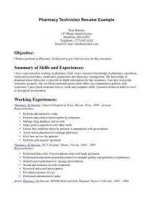 Pharmacy Technician Objective Statement Pharmacy Technician Resume Example Latest Resume Format