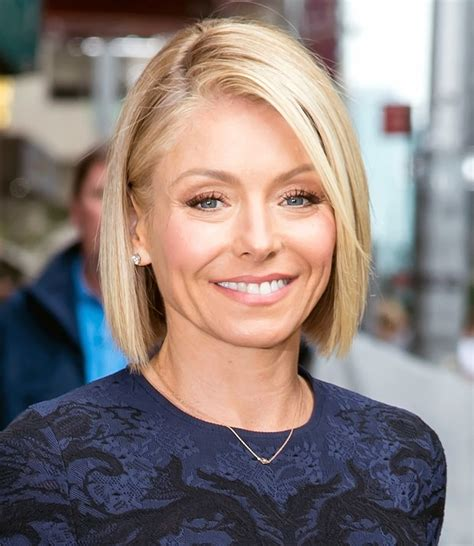 ripa hair style kelly ripa celeb short haircuts that you can wear us