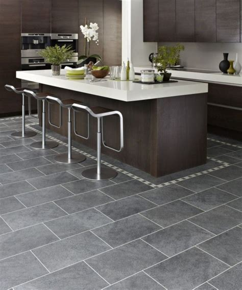 gray kitchen floor tile is tile the best choice for your kitchen floor consider these pros and cons to make a