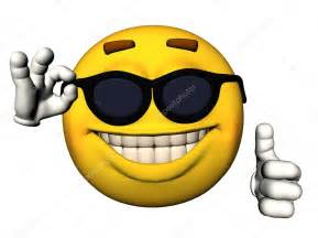 cool stock cool emoticon stock photo 169 riedochse 3267906