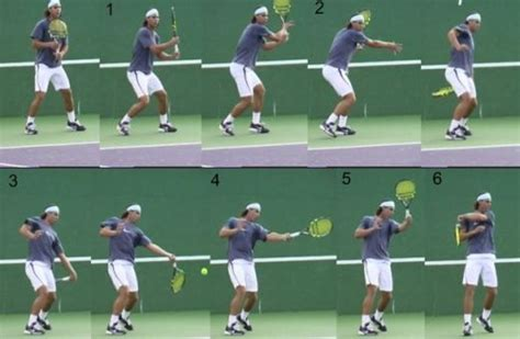 forehand swing forehand problems talk tennis