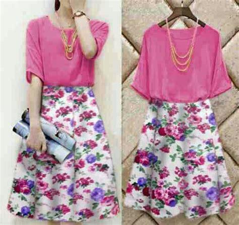 Baju Korea Murah Dress Cantik baju mini dress quot dress florenza quot wanita korea cantik