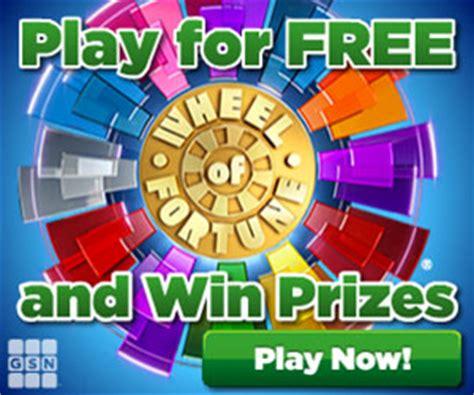 Gsn Sweepstakes - gsn wheel of fortune gifthulk