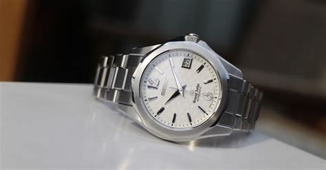 Jam Tangan Gs Gwg 1200 Lis jam tangan for sale grand seiko sbgr017 automatic with textured sold