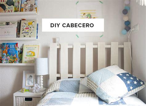 cabeceros ni os originales decorar cuartos con manualidades hacer cabecero infantil