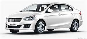 Maruti Suzuki Specifications And Price Maruti Suzuki Ciaz Vxi Specifications On Road Ex