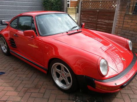 porsche 930 kit porsche 930 911 turbo 1978 with ruf kit lhd for sale on