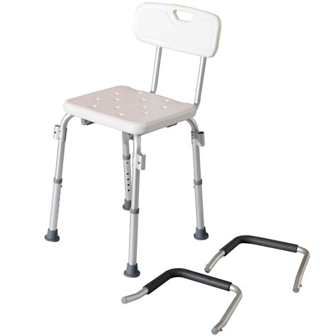 handicap shower chair bathroom adjustable bath and shower chair with shower