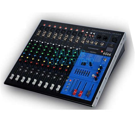 Oudio Mix Cctv 1 aliexpress buy professional 10 channel bluetooth mixer usb digital effects 99 dsp