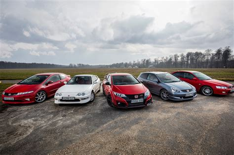 Types Of Honda Cars by Driving The Classics Honda S Type R Icons By Car Magazine