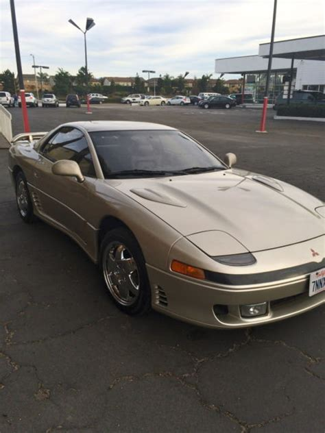 1991 Mitsubishi 3000gt Vr 4 1991 3000gt Vr 4 For Sale Photos Technical