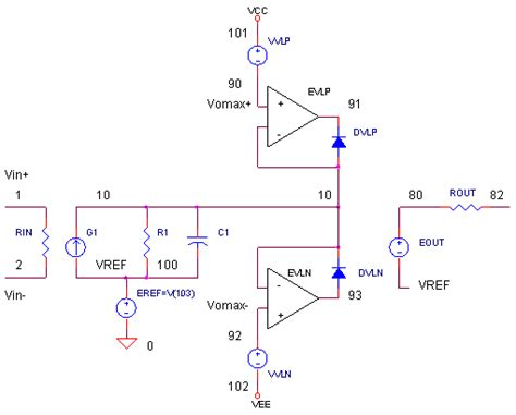 current limiting diode price current limiting diode spice model 28 images v limit servo simple transistor and diode
