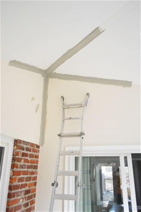 Ladder For Painting High Ceilings by How To Paint High Vaulted Ceilings House