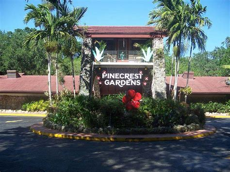 Pinecrest Gardens Miami by Pinecrest Gardens
