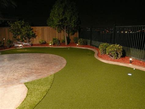 backyard mini golf course backyard mini golf course for the yard pinterest
