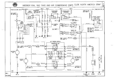 need wiring diagram for a c hvac controls lotustalk the