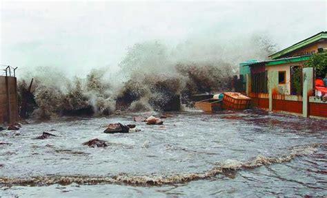 blog hadhara kliping bencana alam  indonesia
