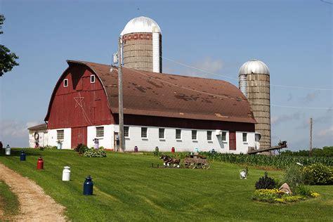 Scheune Usa by Wisconsin