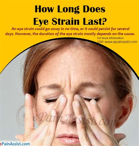 eye tattoo how long does it last how long does eye strain last 8 home remedies to relieve it