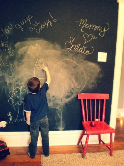 chalkboard paint playroom chalkboard wall chair boys room