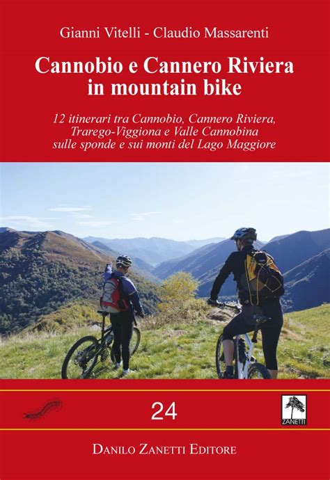 libreria stella alpina cannobio e cannero riviera in mountain bike