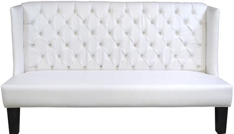 White Loveseat Sofa Kane Sofa White Leather Designer8