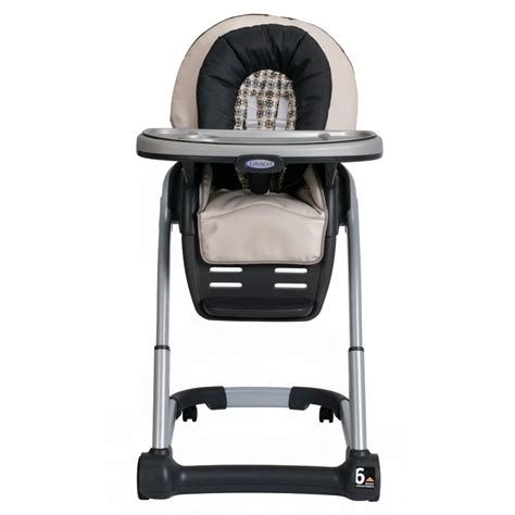 graco 4 in 1 high chair graco blossom 4 in 1 seating system vance